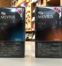 MEVIUS MODE 3 100`s とMEVIUS MODE 6 100`sが新発売します。