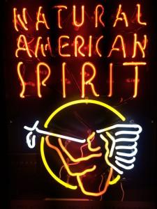 NATURAL  AMERICAN SPIRIT キャンペーン