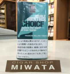 CHOICE DOUBLE MENTHOL