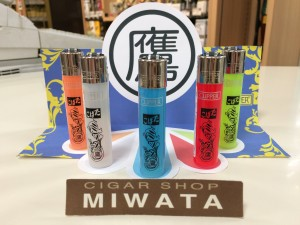 CIGAR SHOP MIWATA ORIGINAL CLIPPER LIGHTER