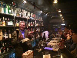 Cigar Tasting miwata and Buehler