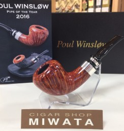POUL WINSLOW 2016 YEARS PIPE