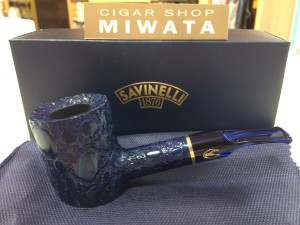 SAVINELLI ALLIGATOR BLUE