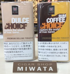 CHOICE RUM COFFEE・DULCE