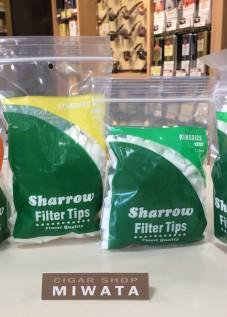 Sharrow Filter Tips