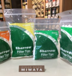 Sharrow Filter Tips