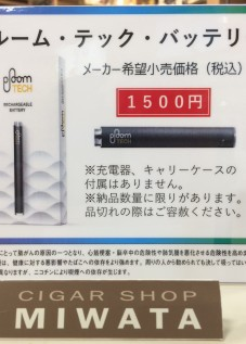 Ploom TECH BATTERY