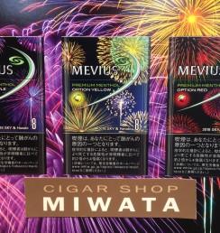 MEVIUS 2018 SKY & Hanabi DESIGN