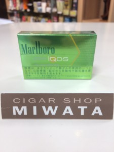 Marlboro Heat Stick YELLOW MENTHOL