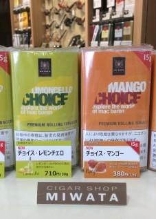 CHOICE MANGO/CHOICE LIMONCELLO
