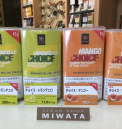 CHOICE MANGO/CHOICE LIMONCELLO
