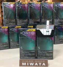 KENT CLICK MENTHOL AROMA 5 100 BOX