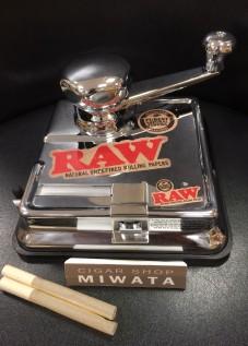 RAW regular tube machine mikro matic