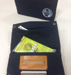 GANDUM SHAG pouch