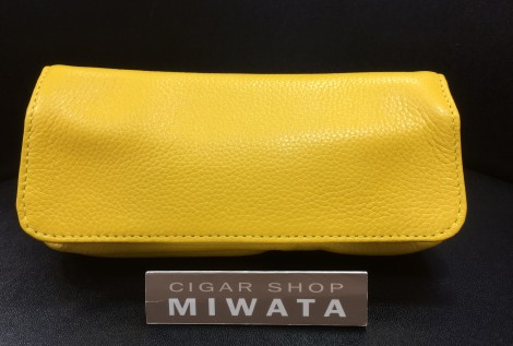 Roland pipe pouch yellow