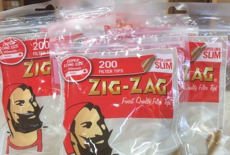 ZIG-ZAG SUPER LONG SLIM FILTER