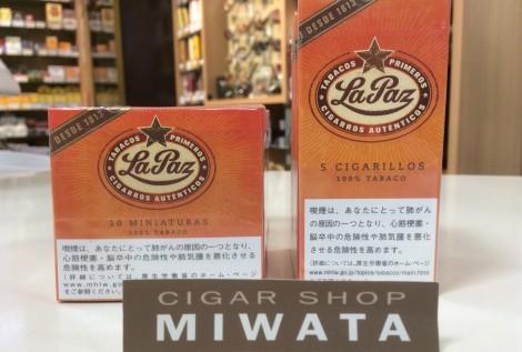 LA PAZ cigars