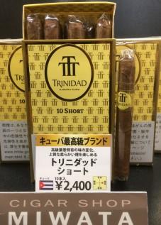 TRINIDAD 10 SHORT