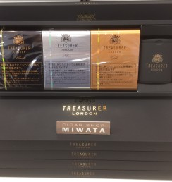 TREASURER premium special set