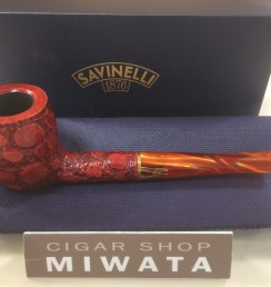SAVINELLI ALLIGATOR RED