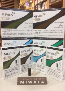 MEVIUS for Ploom TECH plus