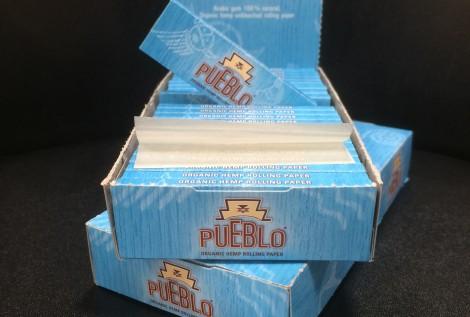 PUEBLO ORGANIC HEMP ROLLING PAPER