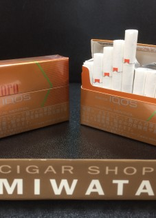 Marlboro heat stick tropical menthol