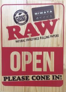 RAW MEETING AT CIGAR SHOP MIWATA