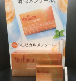 Marlboro HEAT STICKS TROPICAL MENTHOL