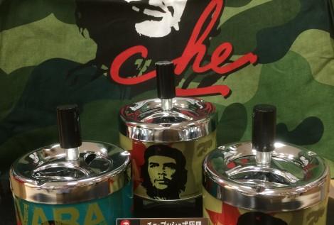 Che push ashtray