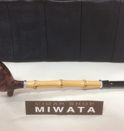 TSUGE LONG BAMBOO PIPE