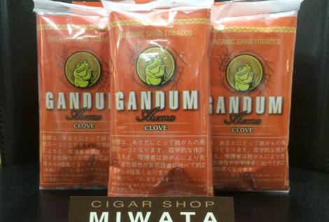 GANDUM Aroma CLOVE
