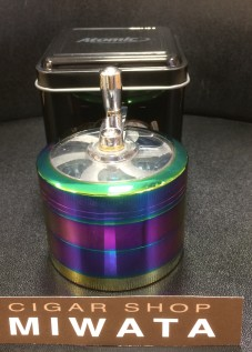 atomic grinder rainbow