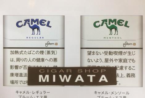 CAMEL Ploom S