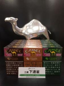 CAMEL LITTLE CIGARS