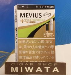MEVIUS GOLD MUSCAT GREEN MINT PLOOM TECH PLUS