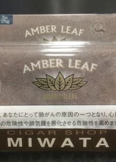 AMBER LEAF ORGANIC BLEND