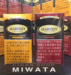 HARVEST SUPERSLIM DOUBLE VANILLA・DOUBLE CHERRY