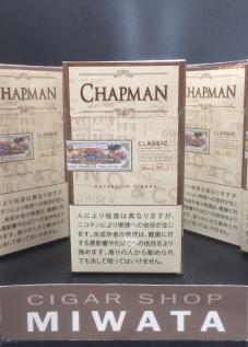 CHAPMAN SUPERSLIM CLASSIC CIGARS