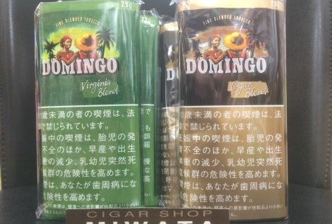 DOMINGO virginia blend・cigar blend