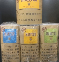 MANITOU SHAG TOBACCO