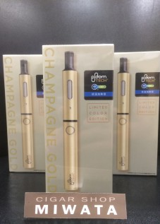 Ploom TECH PLUS STARTER KIT CHAMPAGNE GOLD