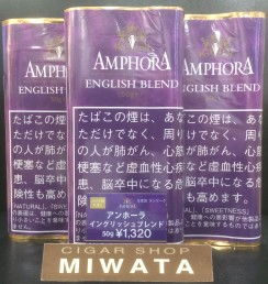 AMPHORA ENGLISH BLEND