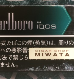 Marlboro HEAT STICKS BLACK MENTHOL