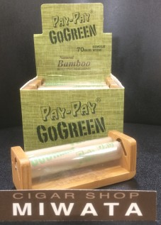 PAY-PAY GOGREEN Bamboo ROLLING MACHINE 70mm