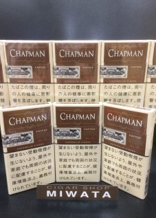 CHAPMAN SUPERSLIM COFFEE