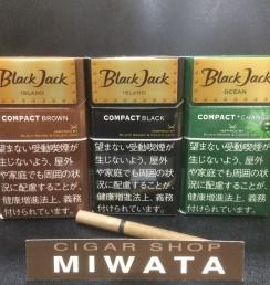 Black Jack COMPACT BROWN・COMPACT BLACK・COMPACT PLUS CHANGE