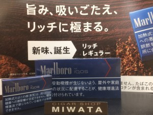Marlboro HEAT STICKS RICH REGULAR