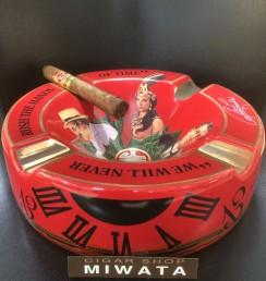 ARTURO FUENTE STORY ASHTRAY