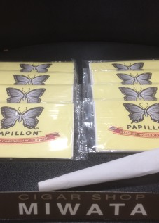 PAPILLON SHAG SUGAR PAPER